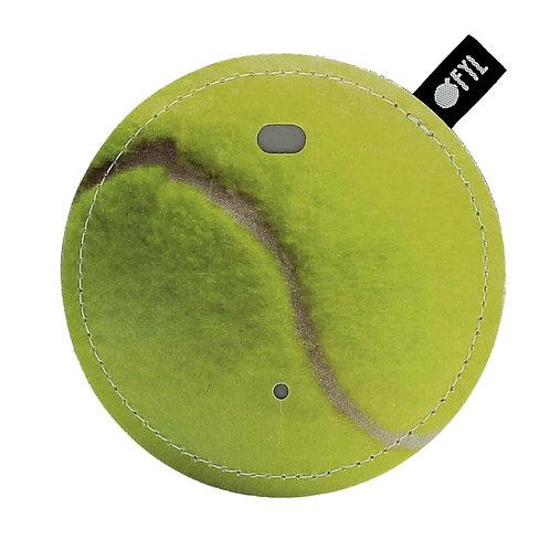 Range-écouteur imprimé Balle de tennis