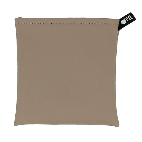 Range-chargeur Taupe