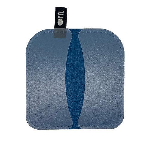 Mini porte-monnaie Bleu
