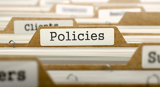 Accessibility: Policies