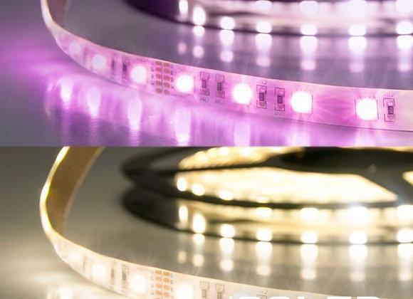 LED SIL RGB+WW Flexband. 24V. 19W. IP20. 4in1 Chip