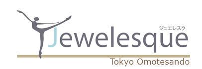 Jewelesque Logo Tokyo Omotesando 160x 96