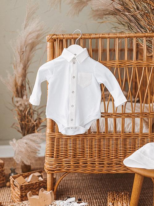Trikotažiniai marškiniai-smėlinukas