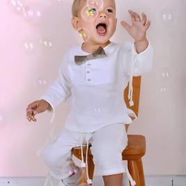 "Krikšto kostiumėlis berniukams ""Krapas"""