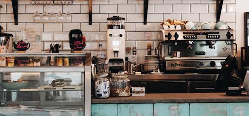 Coffee shop classique