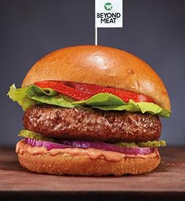 Pourquoi avons-nous choisi le steak Beyond Meat ?