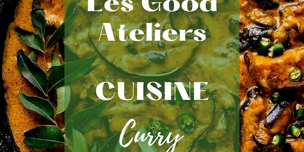 Le premier GOOD ATELIER sera culinaire