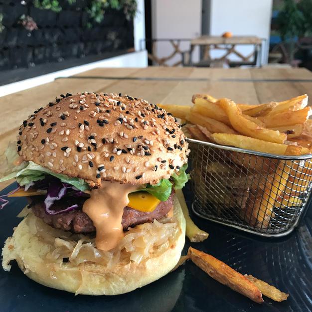Le Good burger