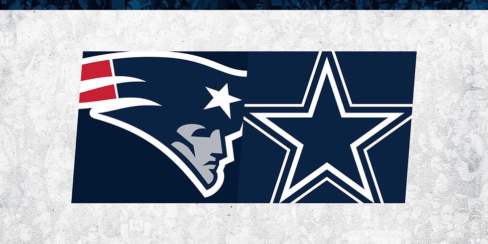 New England Patriots vs. Dallas Cowboys