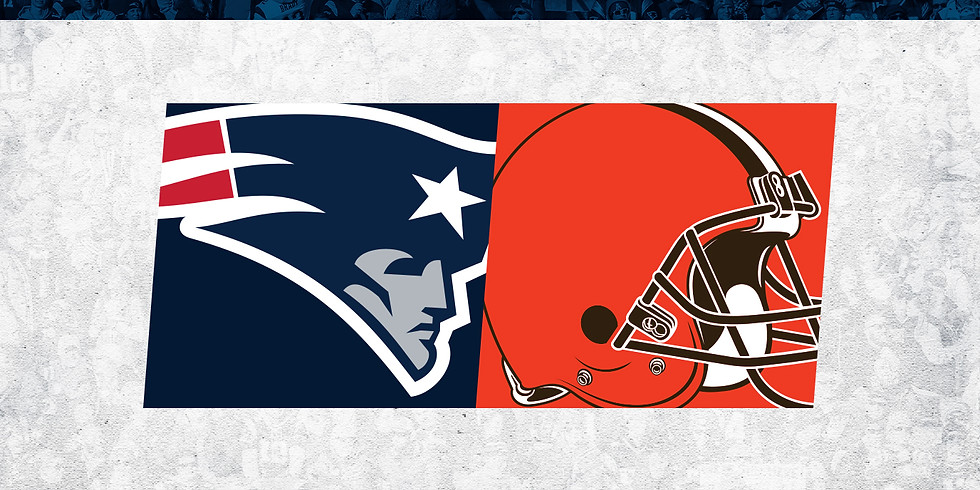 New England Patriots vs. Cleveland Browns
