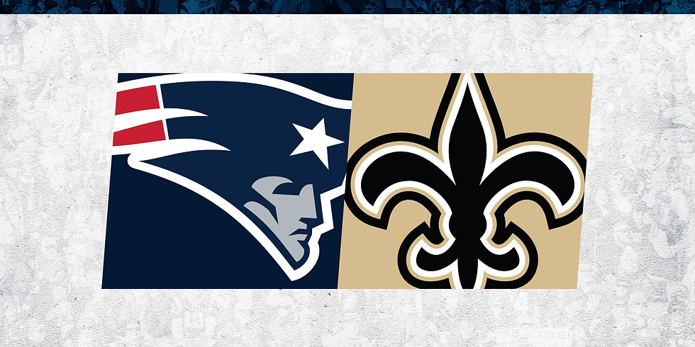 New England Patriots vs. New Orleans Saints
