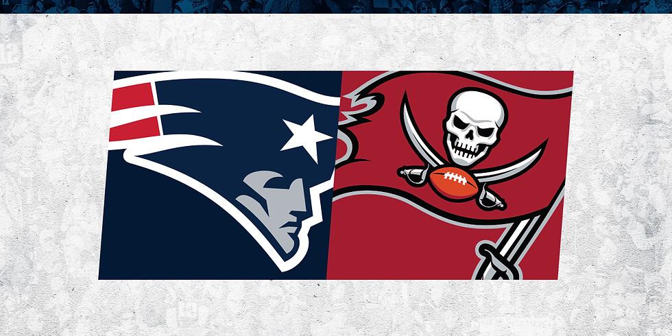 New England Patriots vs. Tampa Bay Buccaneers