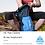 Thumbnail: Chaleco de Hidratacion Aonijie Windrunner V5 18L COLORS CORDURA®. Azul.