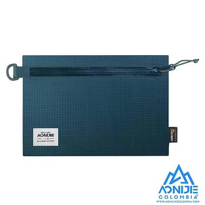 Portaobjetos Aonijie Light & Resistant. Azul.