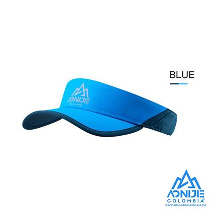 Visera Aonijie Running V2. Azul.