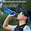 Botella purificadora de agua