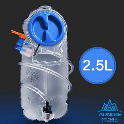 Vejiga de Hidratación Tapa Rosca 2,5L Aonijie.