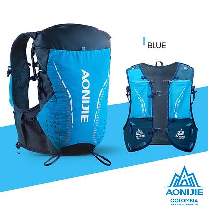 Chaleco de Hidratacion Aonijie Windrunner V5 18L COLORS CORDURA®. Azul.