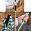 Thumbnail: Bastones Aonijie Child. Azul. (Medida regulable).