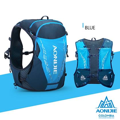 Chaleco de Hidratacion Aonijie Windrunner V5, 10L COLORS CORDURA®. Azul.