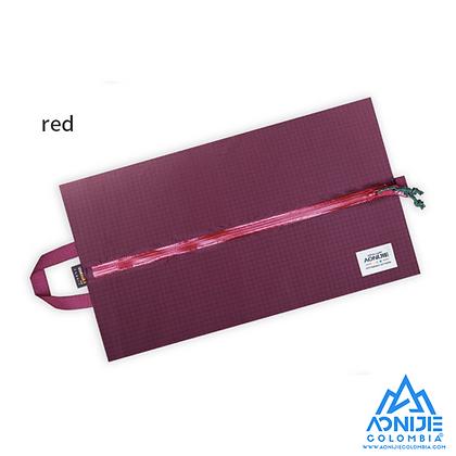 Portacalzado Aonijie Light & Resistant. Rojo.