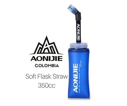 Soft Flask Straw AONIJIE 350cc