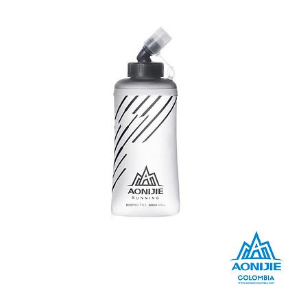 Soft Flask 360º 500cc AntiMicrobial Aonijie.