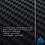 Thumbnail: Baston DISTANCE 3 segmentos Aluminio+Carbono Aonijie. 110cm o 120cm.