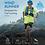 Thumbnail: Chaleco de Hidratacion Aonijie Windrunner V5, 10L COLORS CORDURA®. Azul.