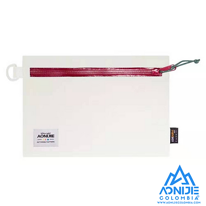 Portaobjetos Aonijie Light & Resistant. Blanco.