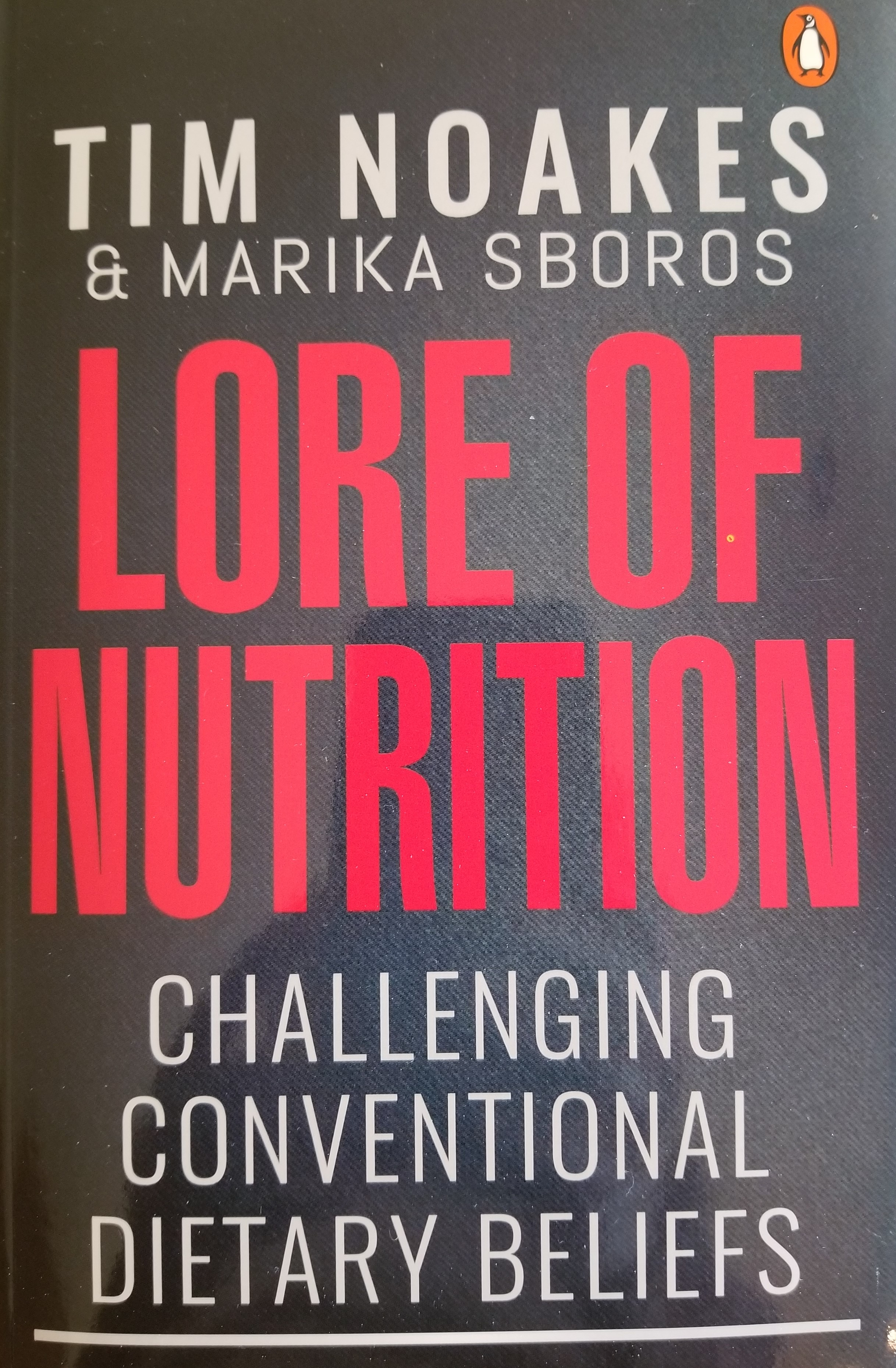 Lore of Nutrition Cover