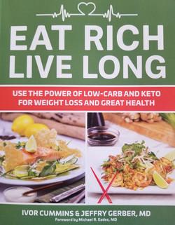 Eat Rich Live Long Cover