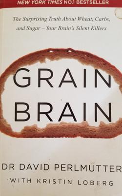 Grain Brain Cover