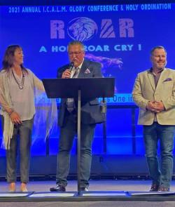 Roar Ordination