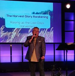 Apostle Brian Harvest