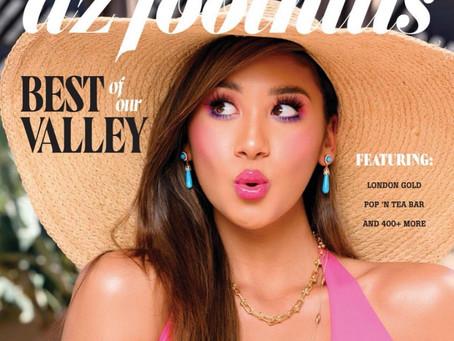 [PRESS] AZ Foothills Magazine April 2020