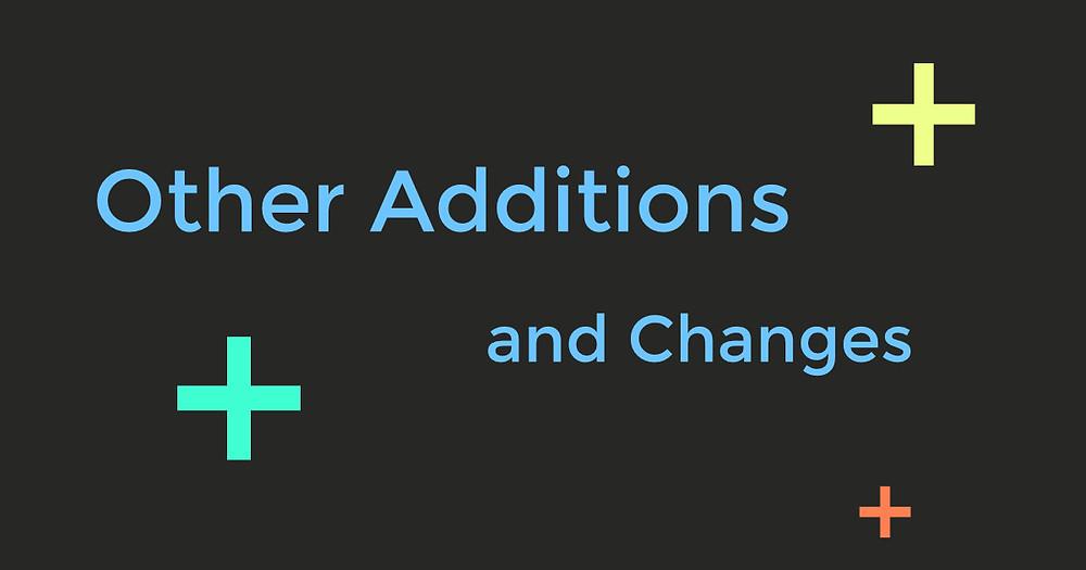 zbrush 2019 adições e mudanças