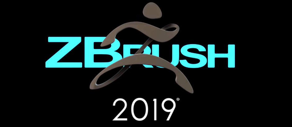 ZBrush 2019 Novidades