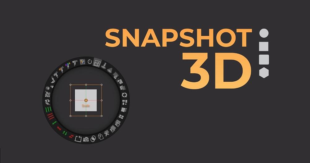 zbrush 2019 spotlight 2.0 snapshot 3d