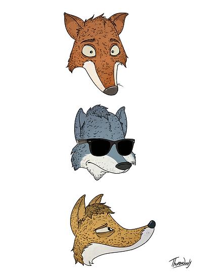 Fox Face.
