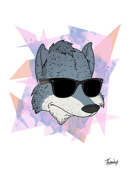 Blue Fox.