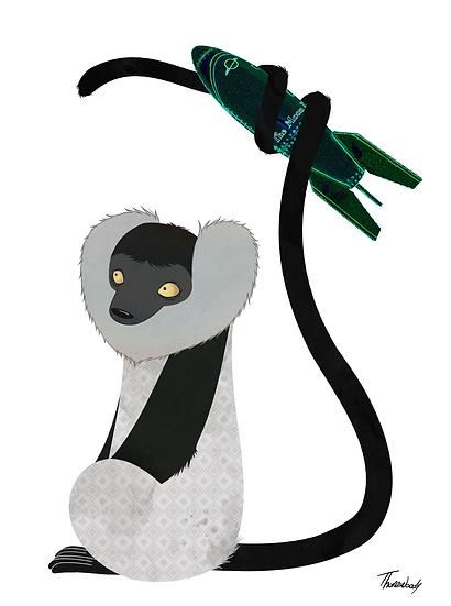 Space Lemur.