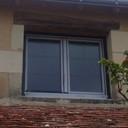 Fenêtre avec store incorporé à Restigné