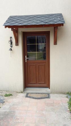 Porte d'entrée KF 310 Panneaux