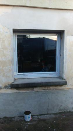 Fenêtre 1 vantail INTERNORM Oscillo-