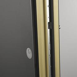 Porte d'entrée Bois / Aluminium  INT