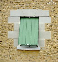 Persienne à projection Saumur