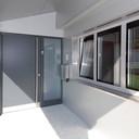 Fenêtre PVC/ Aluminium avec store solaire