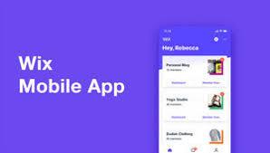 Wix-appen för alla medlemmar