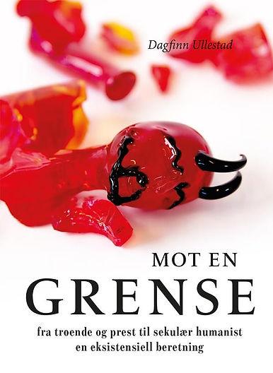 Bilde av boken: Knust djevel i glass.